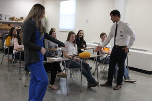 Career Day provides information and insight to students