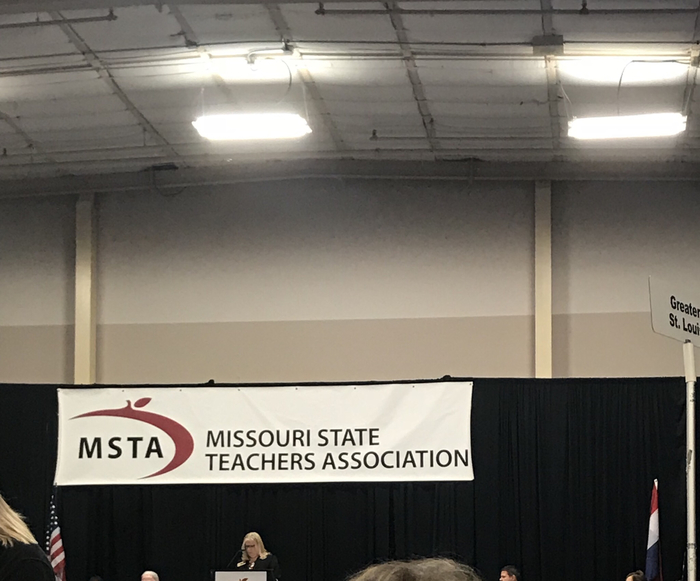 2018 MSTA Convention Assembly of Delegates