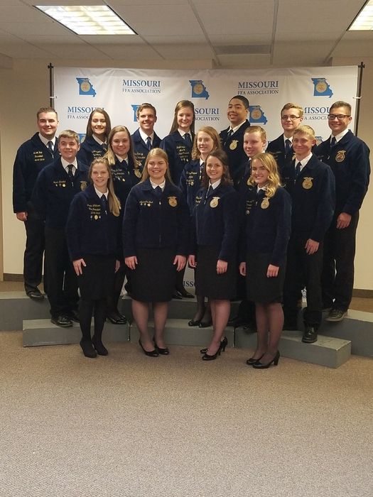 State Officer Team