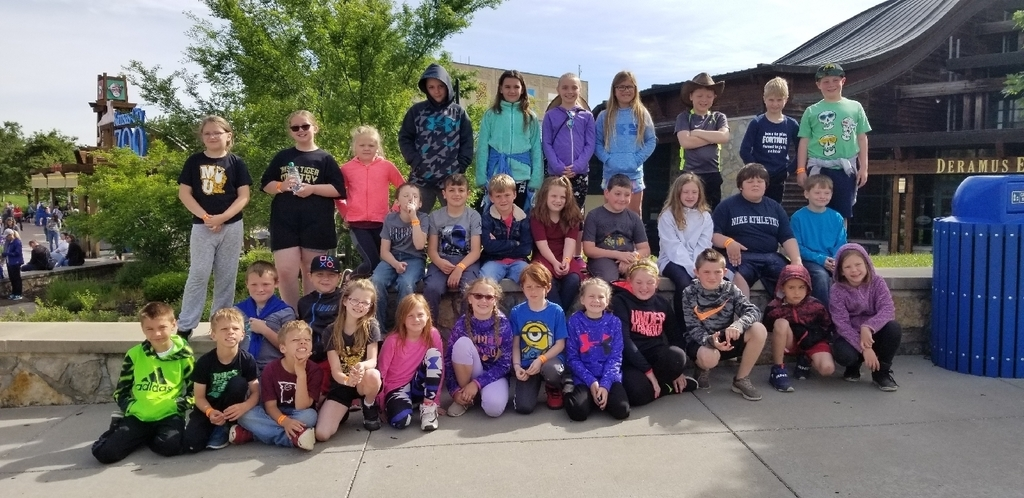 Third Grade Fieldtrip to the Kansas City Zoo!!