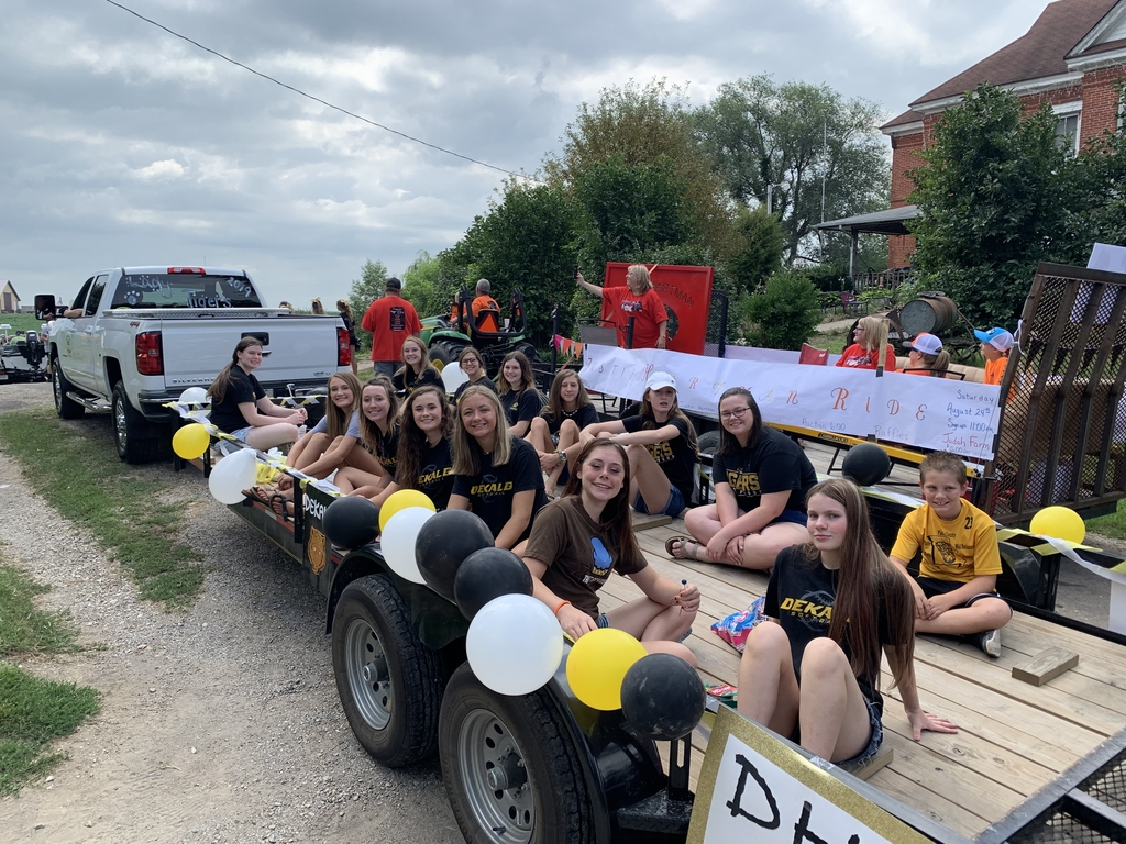 Softball parade