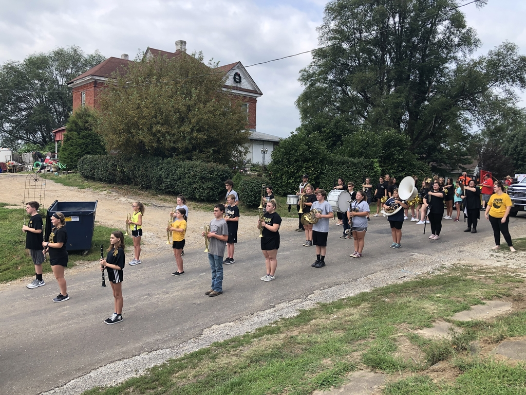 2019 Tiger Pride Band