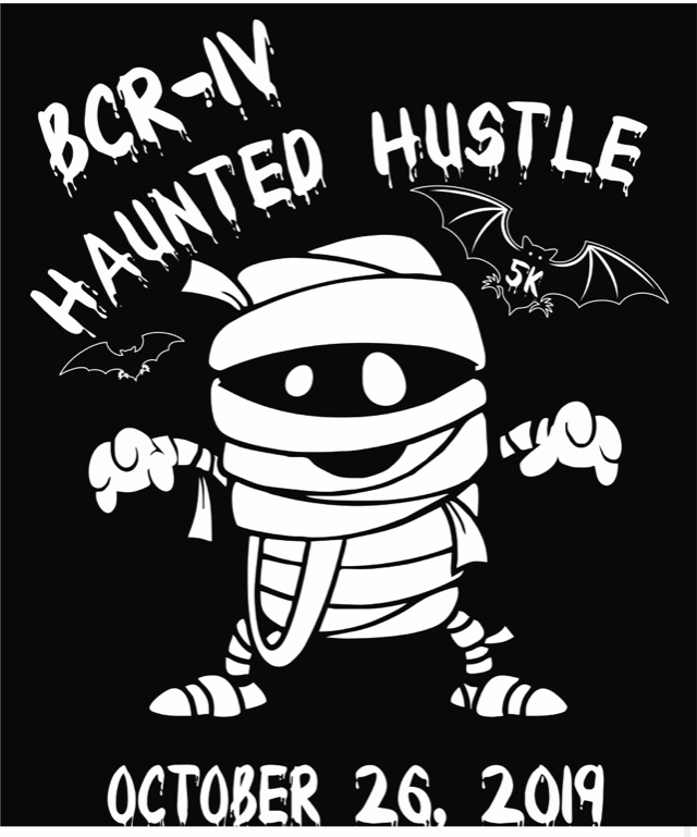 4th annual Haunted Hustle