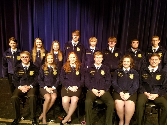 FFA Greenhand Motivational Conference
