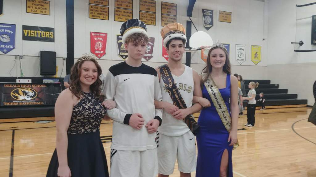 Courtwarming 2020 Royalty Court
