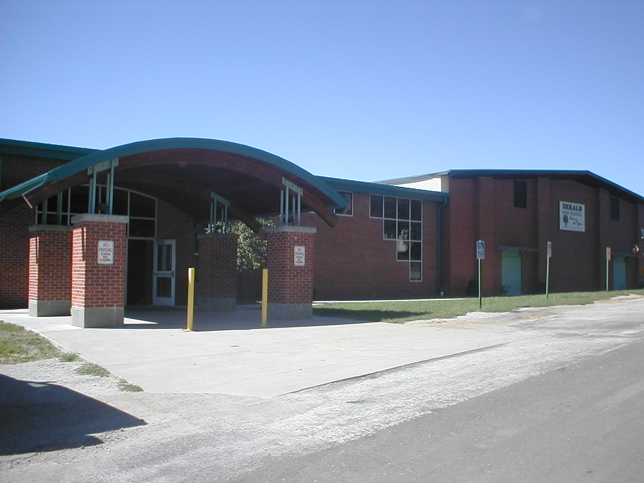DeKalb High School